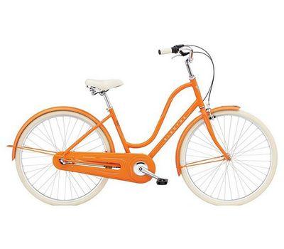 "Велосипед 28"" Electra Amsterdam Original 3i Al Ladies' Orange (SKDU-28-25), фото 1"