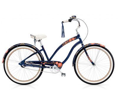 "Велосипед 26"" Electra Hanami 3i Ladies' Blue (SKDU-28-39), фото 1"