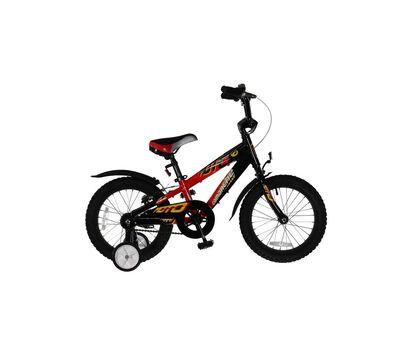 """Велосипед Comanche Moto W16 Черный-красный (рама 8""""), фото 1"""