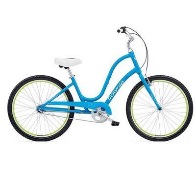 "Велосипед 26"" Electra Townie Original 3i Ladies' Caribbean Blue, фото 1"