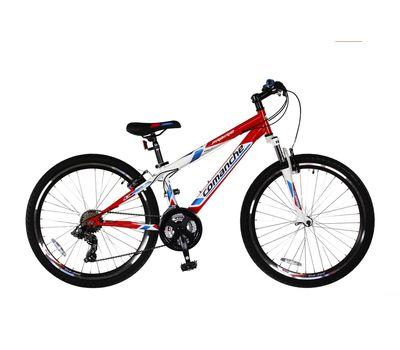 """Велосипед Comanche Prairie Красный-белый-синий (рама 13""""), фото 1"""