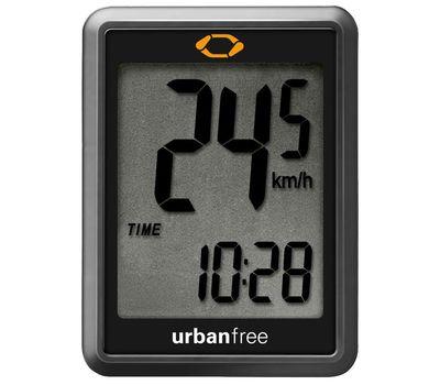 Велокомпьютер O-SYNCE Urbanfree 9F б/пров. с выносной кнопкой (COM-20-04), фото 1