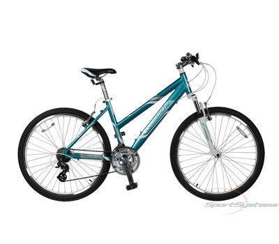 """Велосипед Comanche Niagara Lady Бирюзовый (рама 17""""), фото 1"""