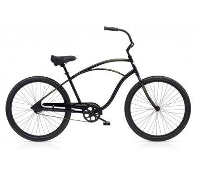 "Велосипед 26"" Electra Cruiser 1 Men's Black (BIC-17-02), фото 1"