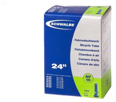 """Камера 24"""" (40/62x507) Schwalbe AV10 40мм EK AGV (TUB-02-02), фото 1"""