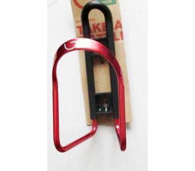 Флягодержатель Green Cycle GCC-BC20 пластик+алюмний 500-750ml красный, фото 1