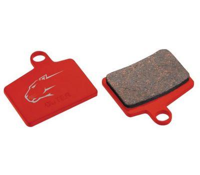 Колодки тормозные диск JAGWIRE Red Mountain Sport DCA076 (2 шт) - Hayes Stroker Ryde (BRS-09-26), фото 1