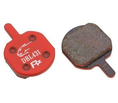 Колодки тормозные диск JAGWIRE Red Mountain Sport DCA052 (2 шт) - Hayes Sole, MX2, MX3 (BRS-09-28), фото 1