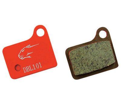 Колодки тормозные диск JAGWIRE Red Mountain Sport DCA015 (2 шт) - Shimano Deore (BRS-09-35), фото 1