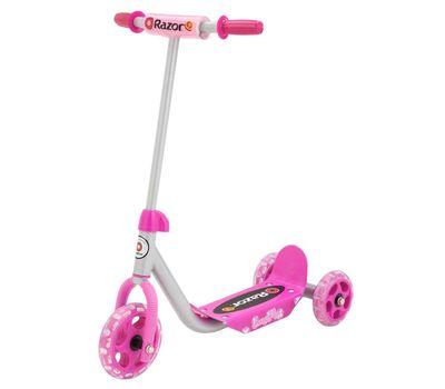 Самокат дет. Razor Lil Kick 3-колесный pink (SKB-04-02), фото 1