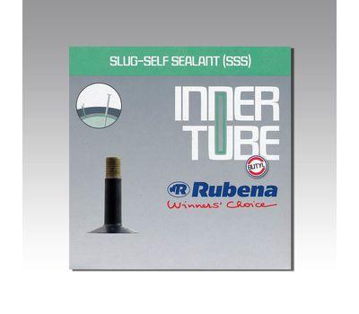 """Камера 26"""" x 2.10-2.50"""" (54/62x559) AV 35мм MITAS (RUBENA) Slug self sealant D08 SF, BSC, 0,9mm, гель, в коробке (TUB-B6-02), фото 1"""