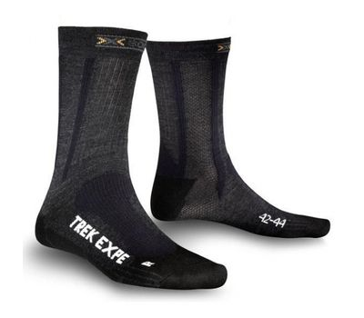 Термоноски X-Socks Trekking Expedition Short X01 (X20014), фото 1