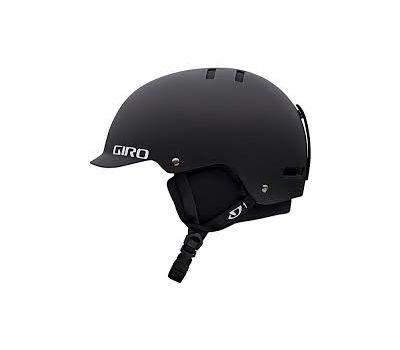 Шлем горнолыжный Giro Surface S Matte Black, фото 1