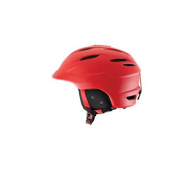 Шлем горнолыжный Giro Seam Matte Red, фото 1