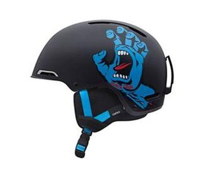 Шлем горнолыжный Giro Rove Matte Black, фото 1