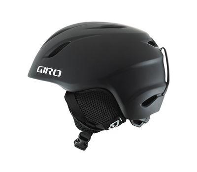 Шлем горнолыжный Giro Launch Matte Black, фото 1
