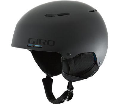 Шлем горнолыжный Giro Combyn Matte Black, фото 1