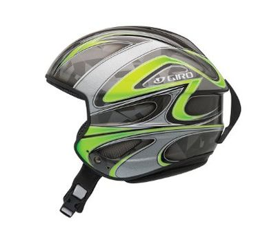 Шлем горнолыжный Giro Strief Green Carbon, фото 1