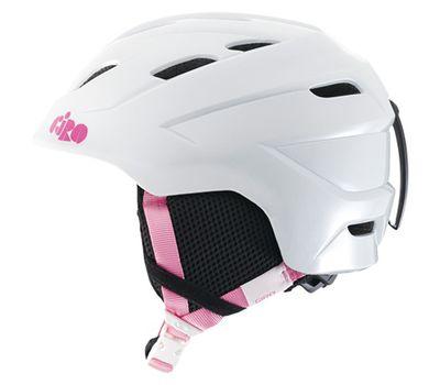 Шлем горнолыжный Giro Nine Jr White Bunnies, фото 1