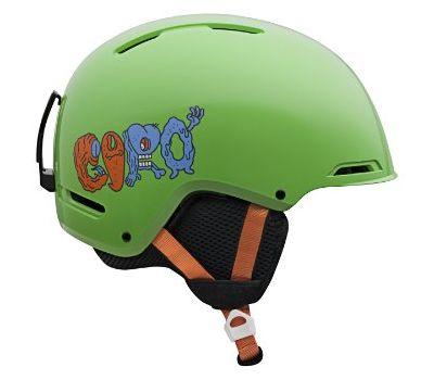 Шлем горнолыжный Giro Rove Green Monsterish, фото 1