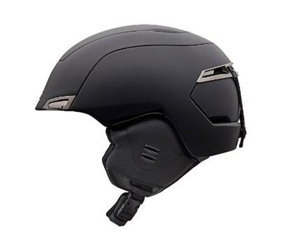Шлем горнолыжный Giro Edition Matte Black Leather, фото 1