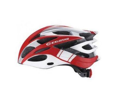Шлем Exustar BHM106 красный, фото 1