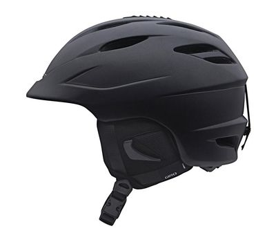 Шлем горнолыжный Giro Seam Matte Black, фото 1