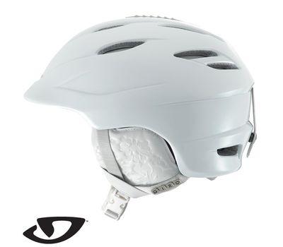 Шлем горнолыжный Giro Sheer White Tapestry, фото 1
