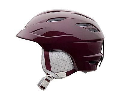 Шлем горнолыжный Giro Sheer Aubergine, фото 1
