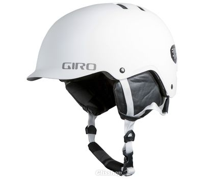 Шлем горнолыжный Giro Surface Matte White, фото 1