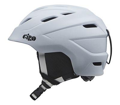 Шлем горнолыжный Giro Nine.10 Jr White, фото 1