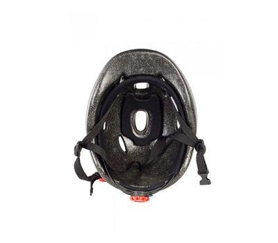 Сменный комплект оборудования на шлем детский Green Cycle ROBOTS черный, фото 1
