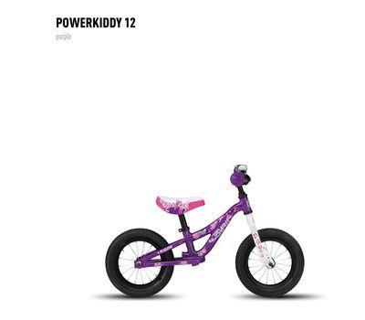 Велосипед Ghost Powerkiddy 12 purple 2016, фото 1
