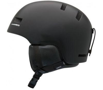 Шлем горнолыжный Giro Shiv Matte Black, фото 1