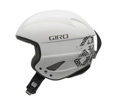 Шлем горнолыжный Giro Streif Comp White, фото 1