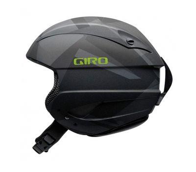 Шлем горнолыжный Giro Talon Matte Black Shards, фото 1