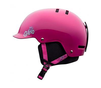 Шлем горнолыжный Giro Vault Pink Cerise Doodlegirl, фото 1