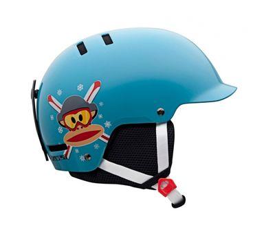 Шлем горнолыжный Giro Vault Blue Paul Frank Skis, фото 1