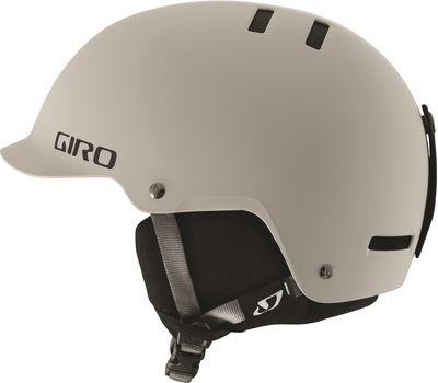 Шлем горнолыжный Giro Surface S Matte Grey, фото 1
