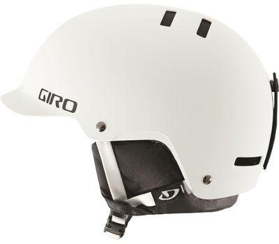 Шлем горнолыжный Giro Surface S Matte White, фото 1