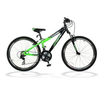 """Велосипед Comanche Ontario Comp Черный-зеленый (рама 13""""), фото 1"""