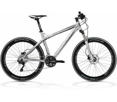 Велосипед Ghost SE 4000 grey/white/grey RH34 2013, фото 1