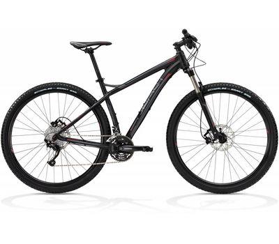Велосипед Ghost SE 2950 black/grey/red RH40 2013, фото 1