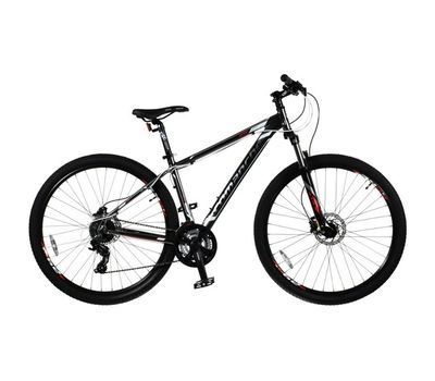 "Велосипед Comanche Niagara 29 Comp Титановый (рама 17,5""), фото 1"