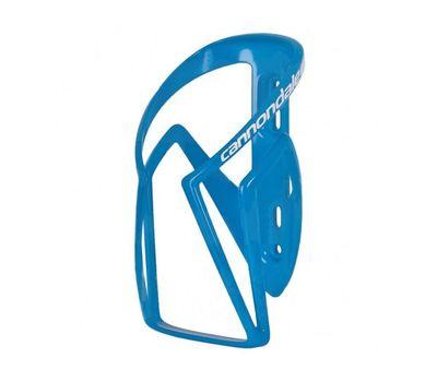 Держатель фляги Cannondale ALUMINUM GT40 ultra голубой (CGE-68-39), фото 1