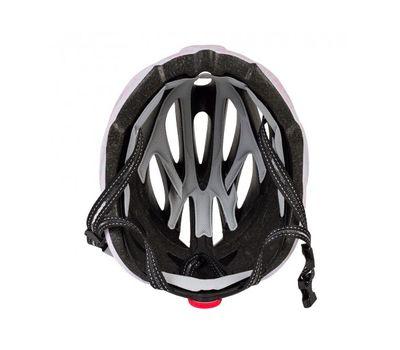 Сменный комплект оборудования на шлем Green Cycle Alleycat серо-белый, фото 1