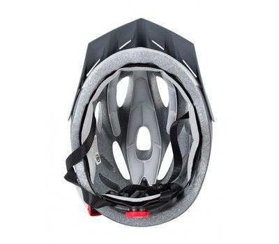 Сменный комплект оборудования на шлем Green Cycle Enduro бело-серый, фото 1