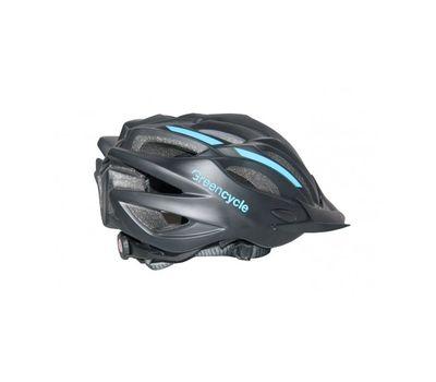 Сменный комплект оборудования на шлем Green Cycle Rock черно-синий, фото 1
