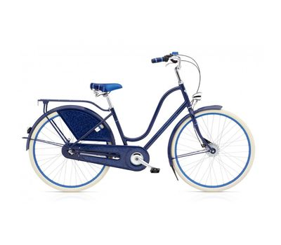 "Велосипед 28"" Electra Amsterdam Fashion 3i Ladies' Jetsetter Blue (SKD-49-34), фото 1"