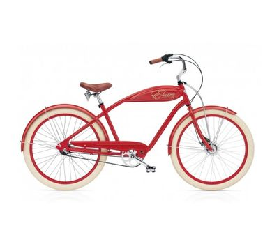 """Велосипед 26"""" Electra Indy 3i Men's Red (SKD-50-20), фото 1"""